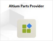 The Altium Parts Provider extension.