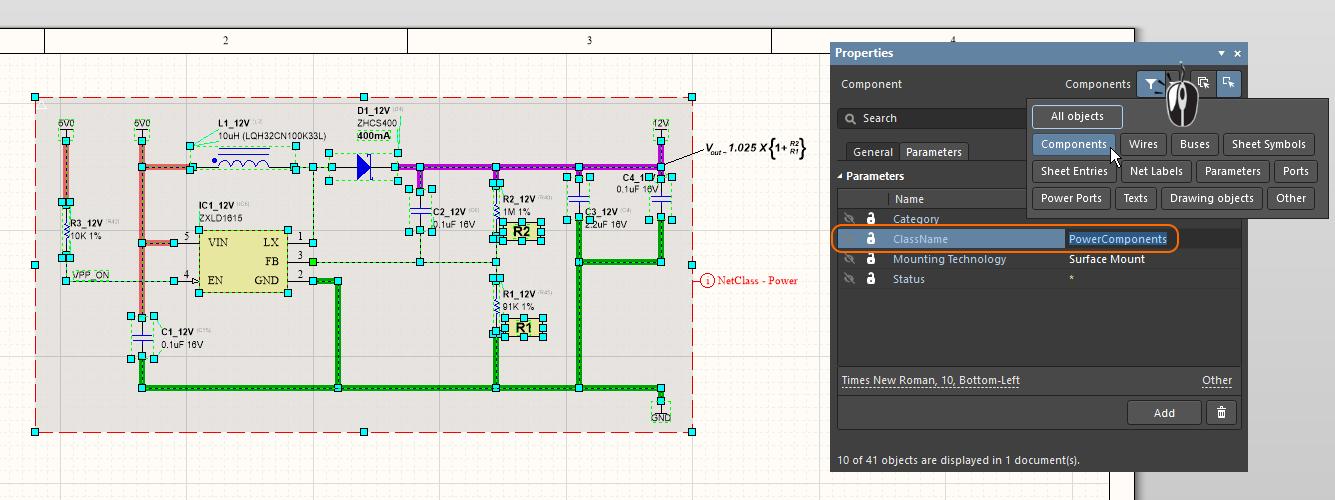 Design Synchronization | Online Documentation for Altium Products