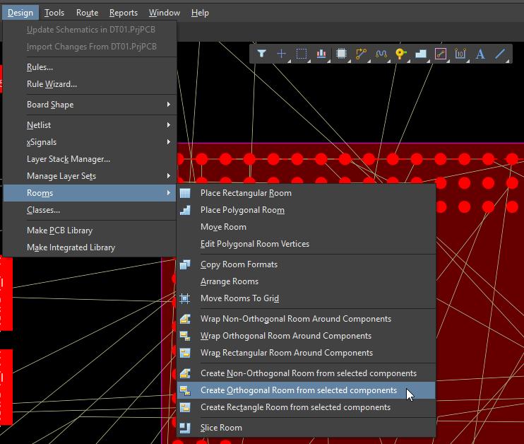 Interactive Routing | Altium Designer 18 0 User Manual | Documentation