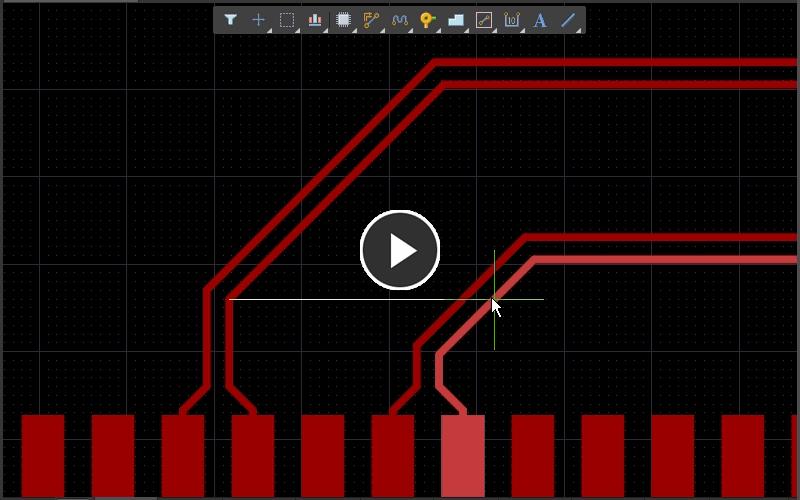 Differential Pair Routing | Altium Designer 18 0 User Manual