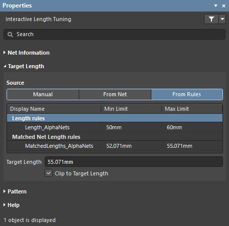 Length Tuning | Altium Designer 18 0 User Manual | Documentation