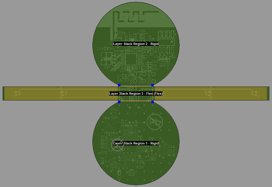 Rigid-Flex Design   Altium Designer 18 0 User Manual