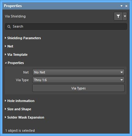Properties   Altium Designer 19 0 User Manual   Documentation