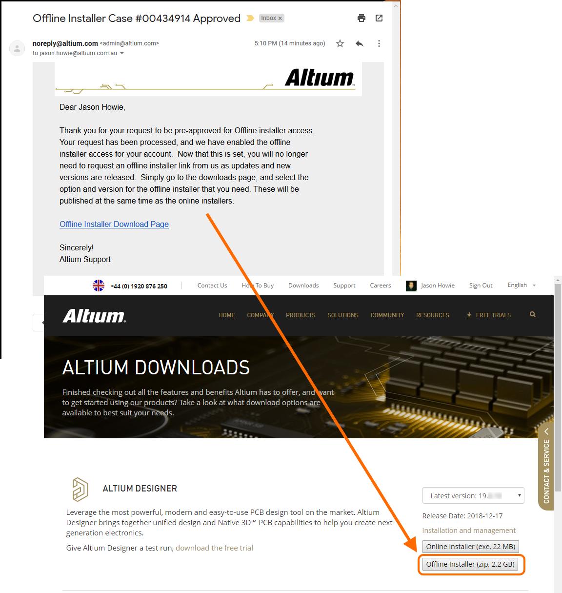Offline Installation Of Altium Designer Altium Designer 19 0 User Manual Documentation
