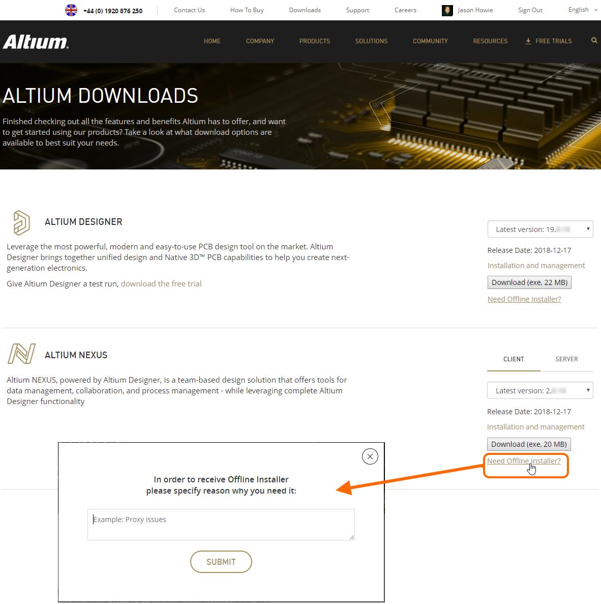 nexus content folder download free