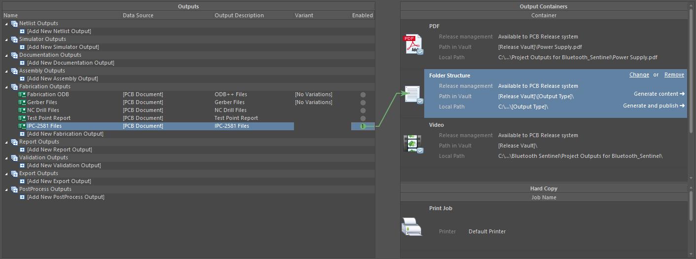 IPC-2581 Support | Altium Designer 19 0 User Manual | Documentation