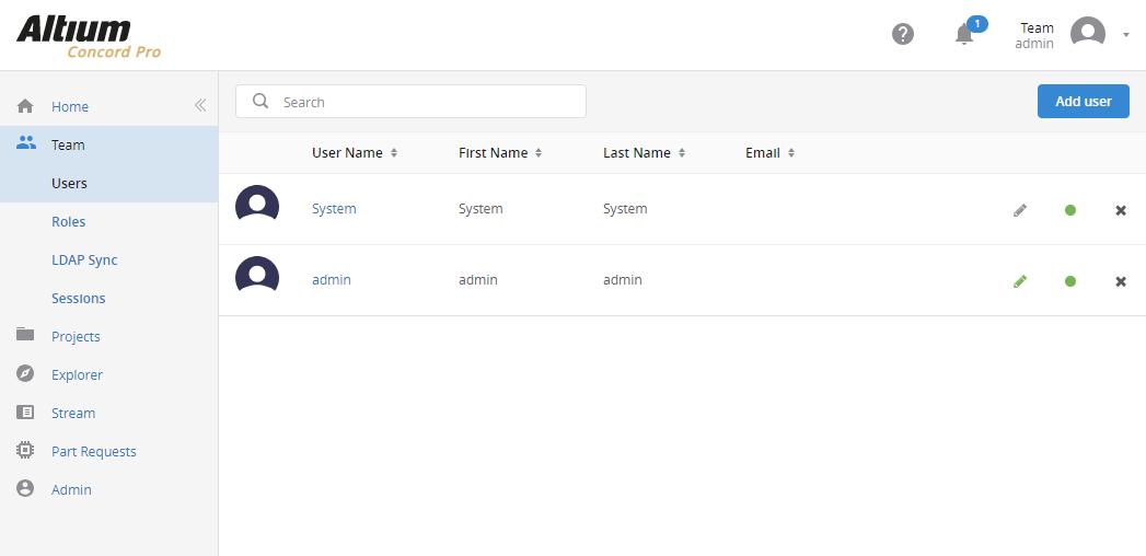Configuring LDAP Sync | Altium Designer 19 0 User Manual
