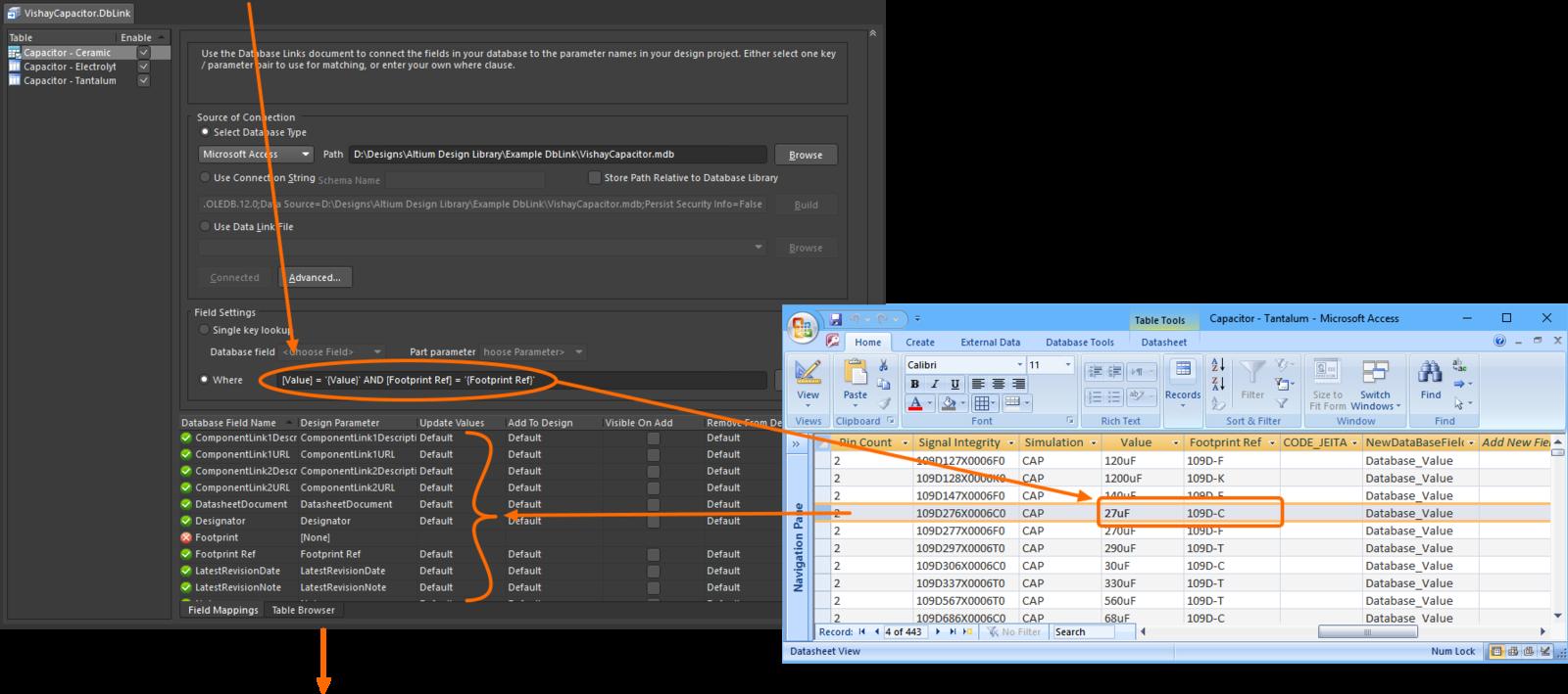 Understanding Models Components And Libraries Altium Designer 19 0 User Manual Documentation