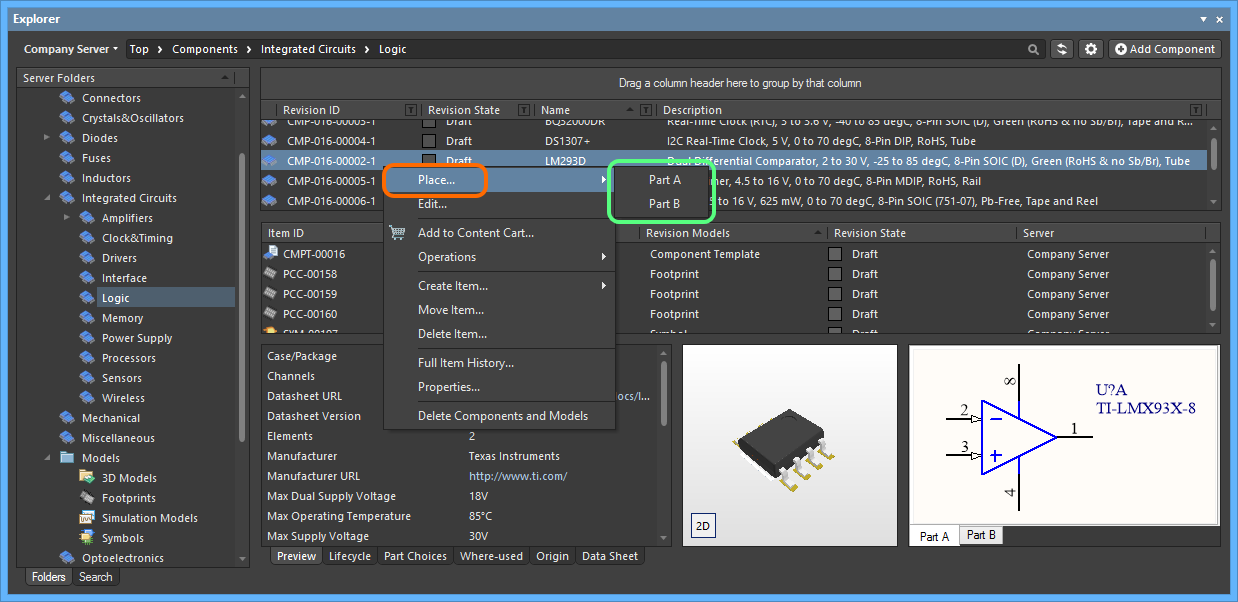 Working with the Explorer Panel - Feature How-Tos | Altium