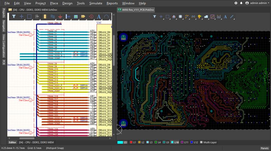Net Color Override