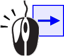 Mouse left click and drag from left to right, selects objects that fall completely within the selection box