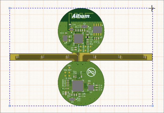 Drag a selectedBoard Realistic Viewto change its position. Drag its resize nodes to change the drawing scale.