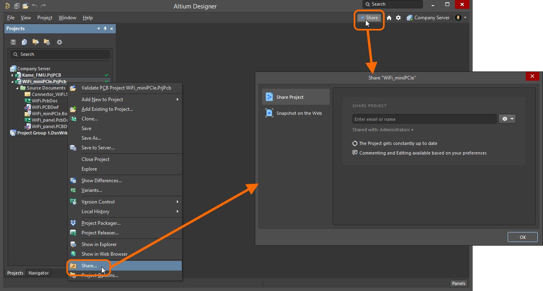 Managed Projects Altium Designer 20 2 User Manual Documentation