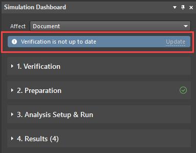 Figure 6. Update verification.