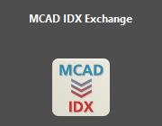 TheMCAD IDX Exchangeextension
