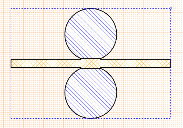 Drag a selectedBoard Region Viewto change its position. Drag its resize node to change the drawing scale.