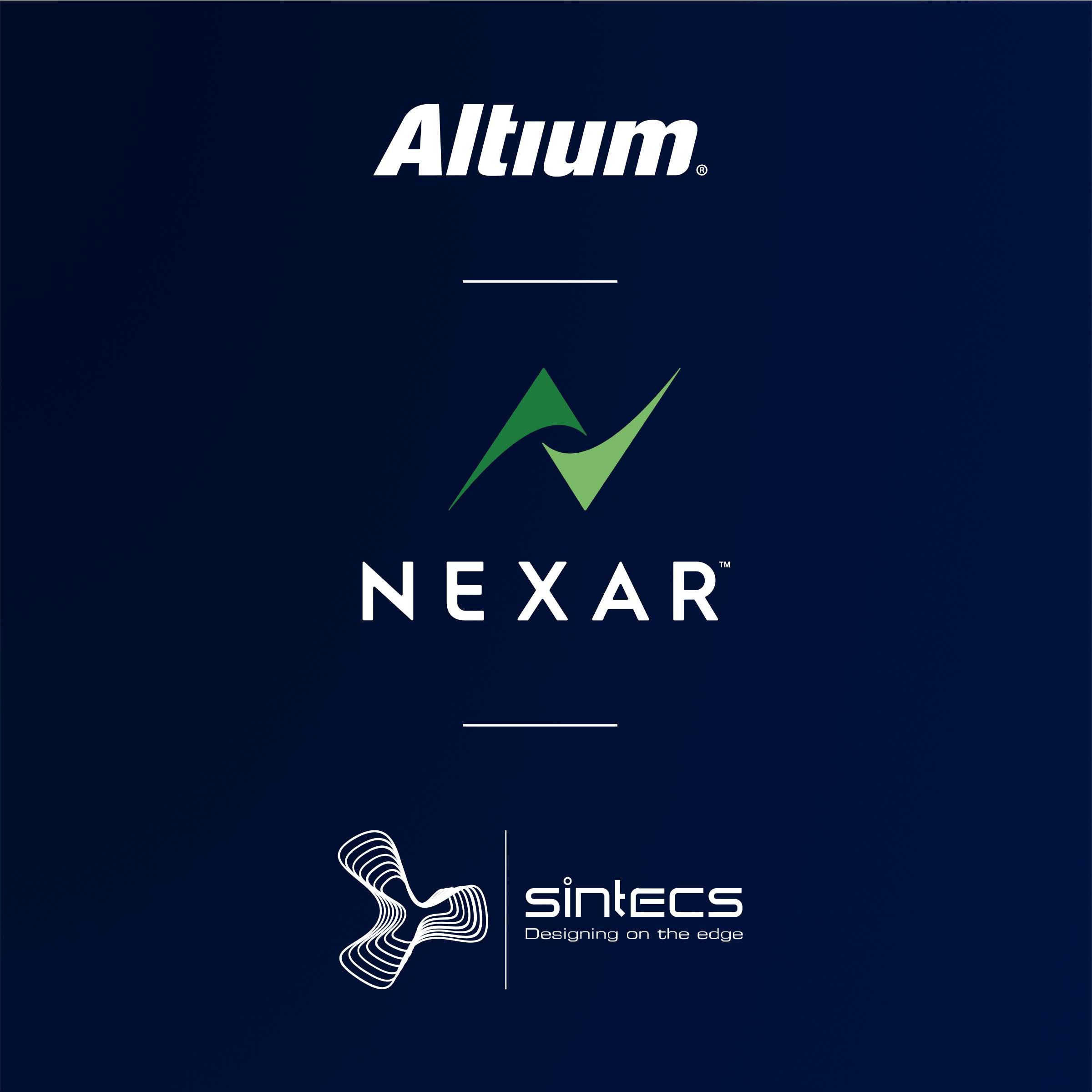 Sintecs Joins Altium's Nexar Ecosystem