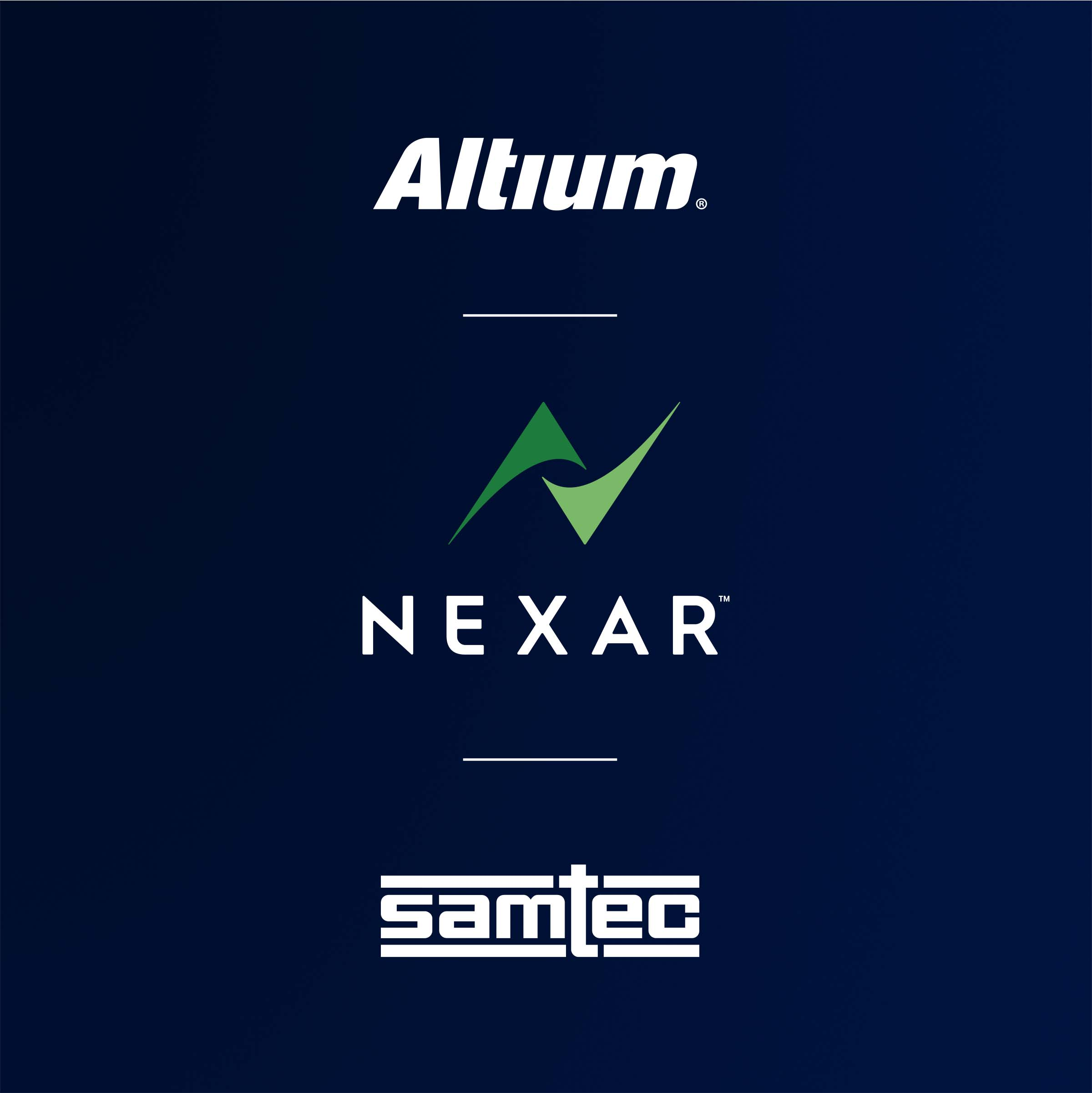 Samtec, a leading component manufacturer, joins Altium's Nexar ecosystem of electronic industry partners