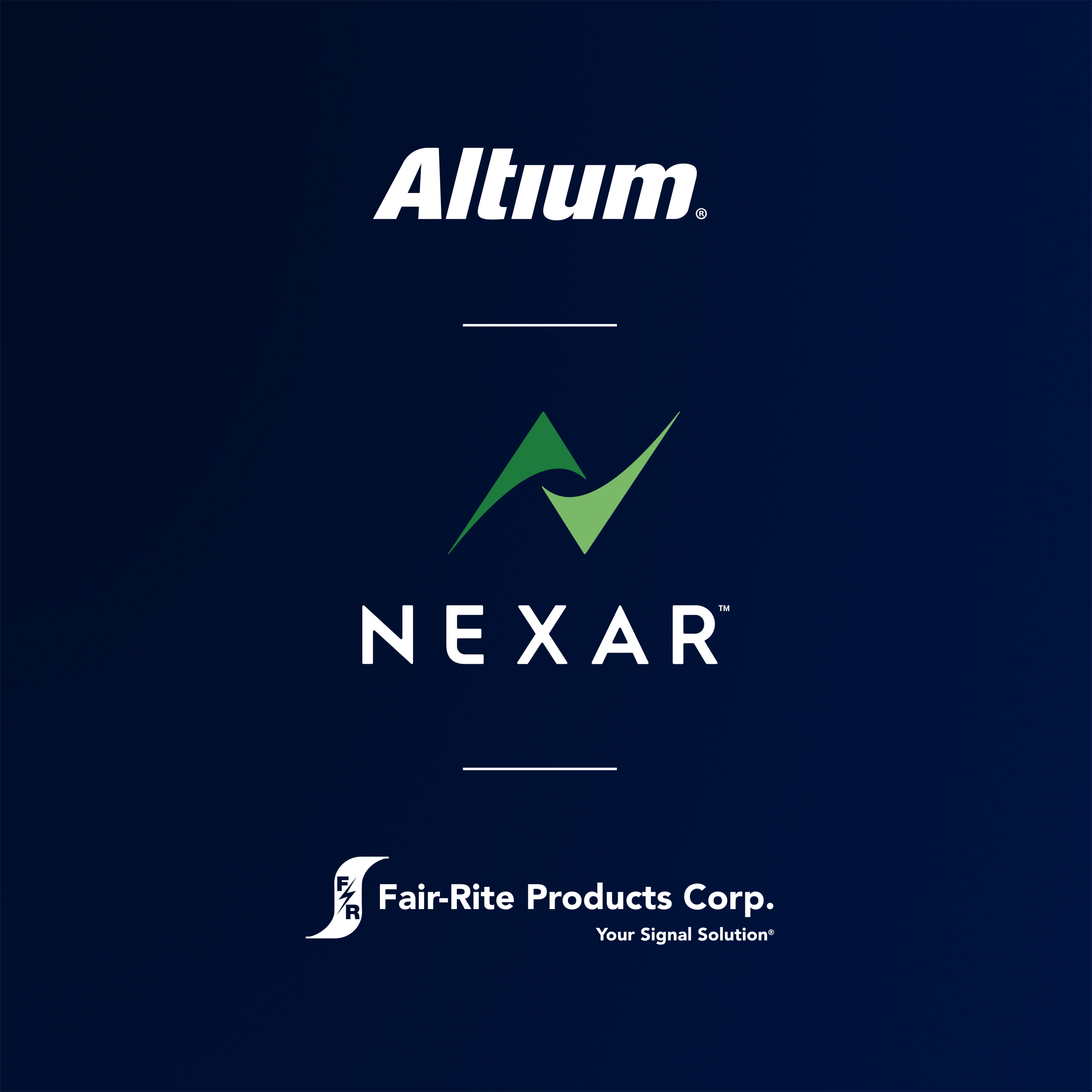 Fair-Rite Products Corporation, a ferrite product manufacturing company, is the first partner to launch Nexar's Global Price & Availability (GP&A) tool on their website, helping to expedite customer searches for stock availability from multiple distributors in one central location. (Photo: Altium LLC)